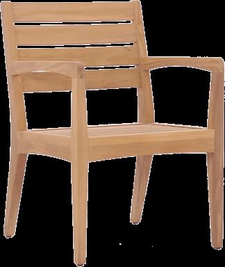Aspen II Dining Arm Chair