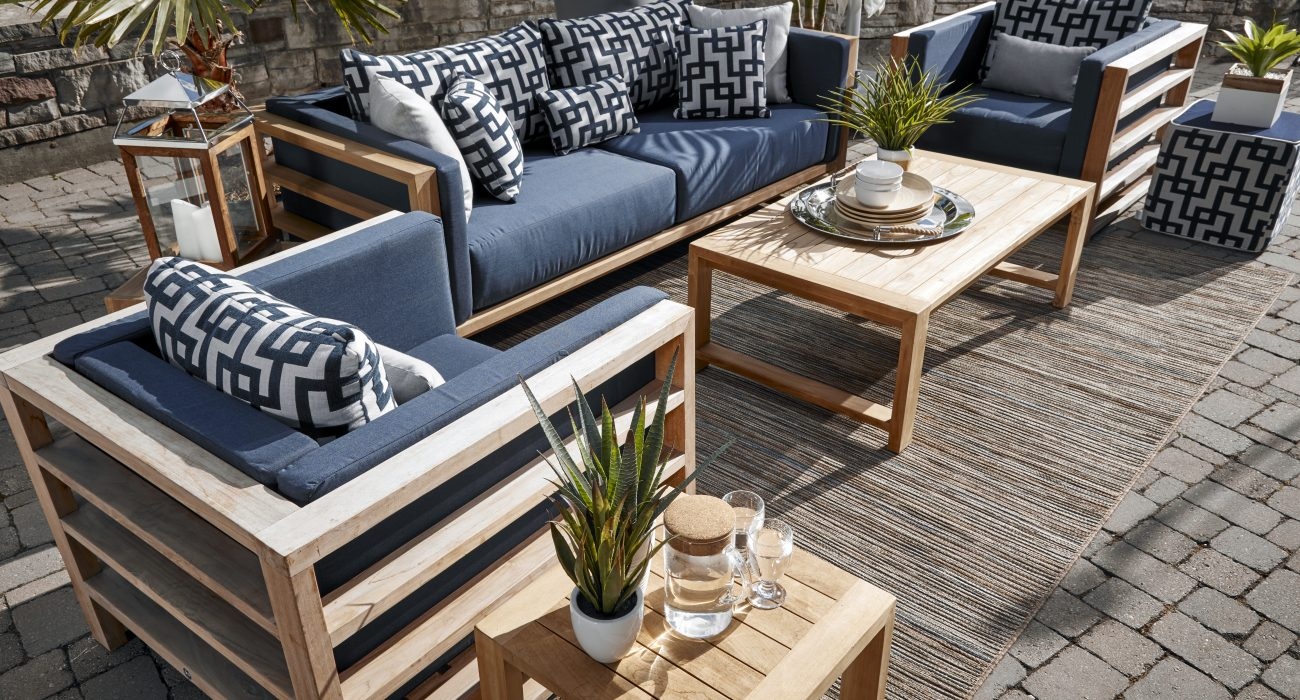 Spend your evenings outdoors with ard outdoor furniture