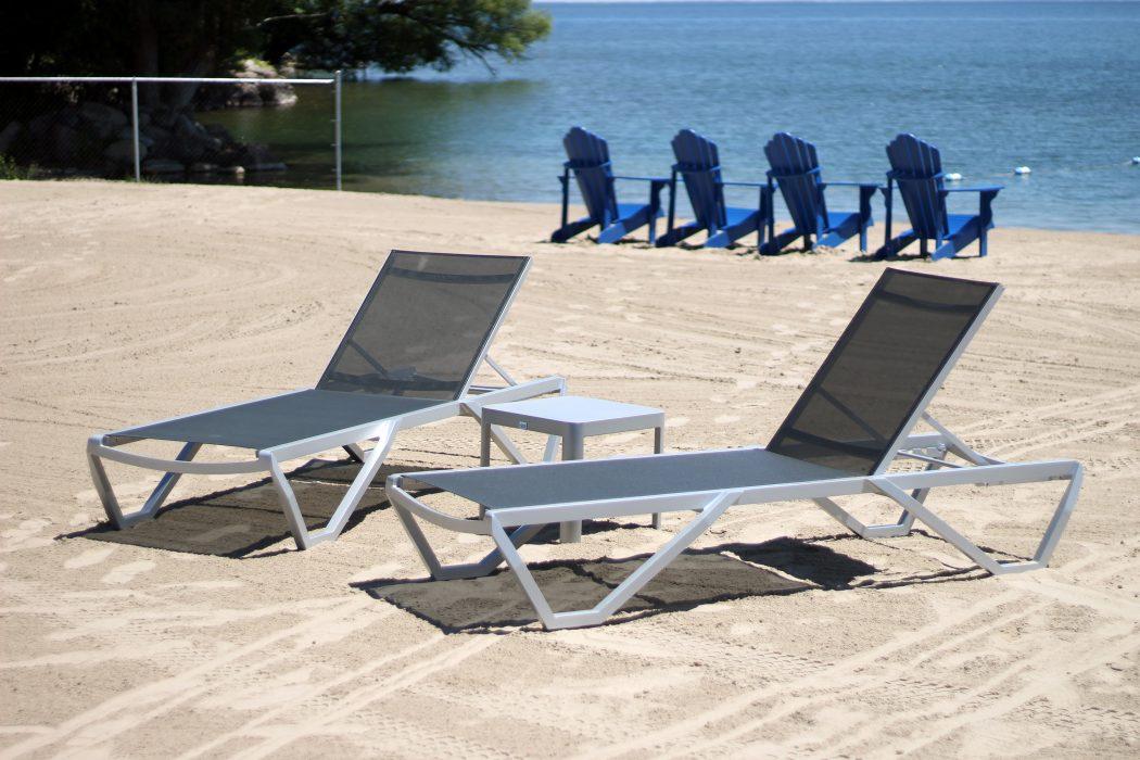 Beach Chaise Lounge