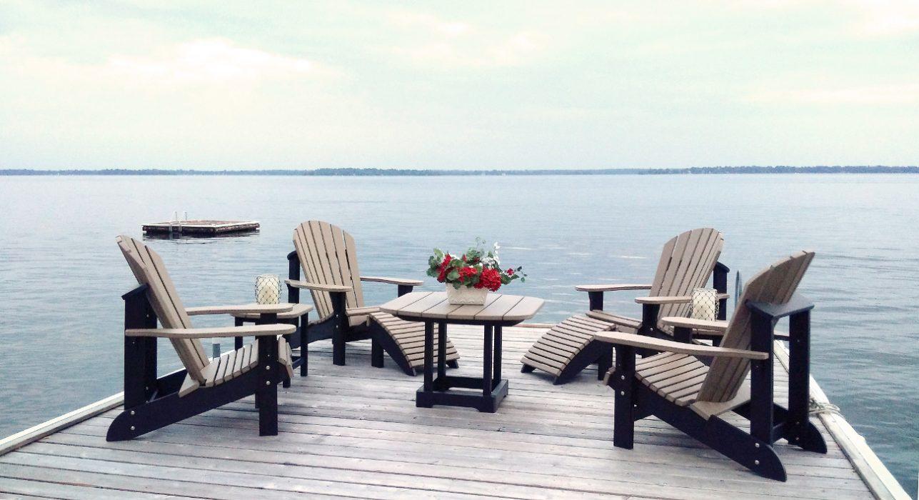 Adirondack Muskoka Chairs