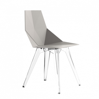 VONDOM Faz Dining Side Chair