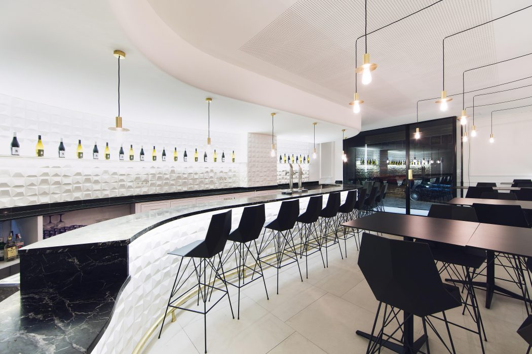 VONDOM Faz Bar Chairs