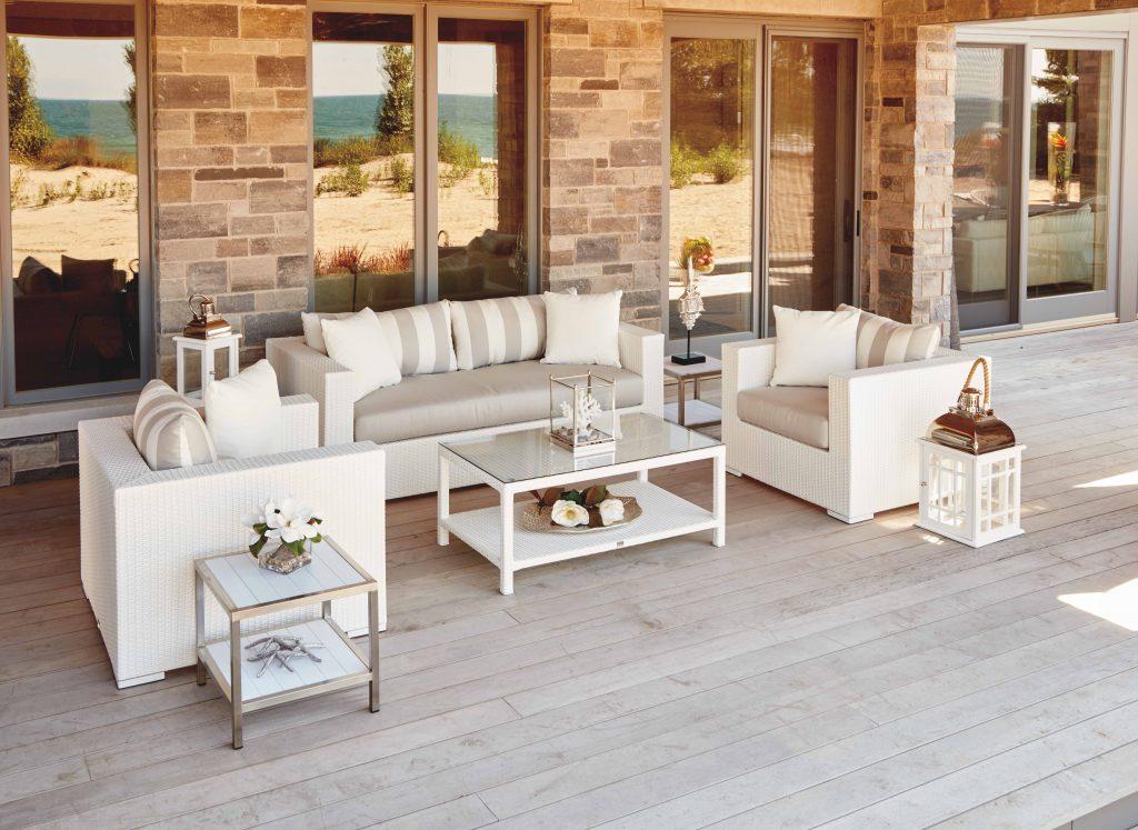white berkeley deep seating set