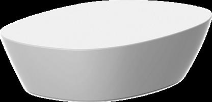 VONDOM Sabinas Coffee Table in White