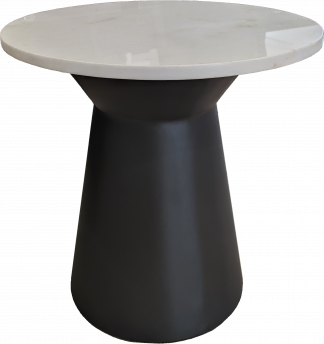 Flo Side Table in Black