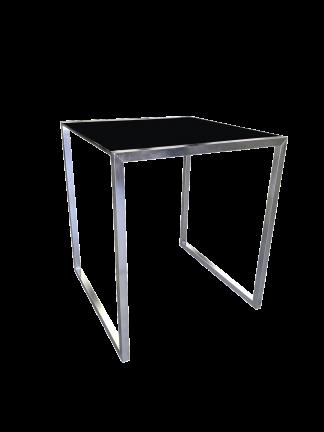 Ella Stainless Steel Bar Table