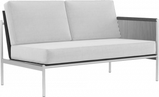 Catalina Sectional Left Arm Module