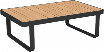 Suave Coffee Table in Asteroid