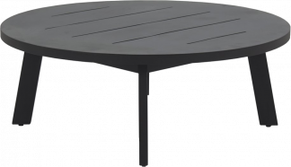 Vento Round Coffee Table in Asteroid