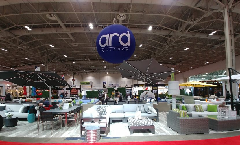 ARD Outdoor Home Show Booth