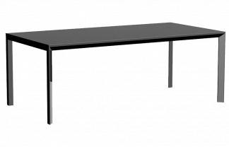 "VONDOM Frame 78"" Dining Table"