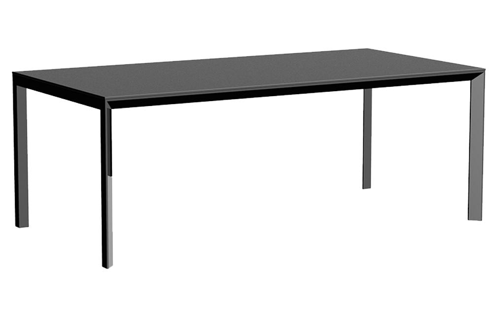 """VONDOM Frame 78"""" Dining Table"""