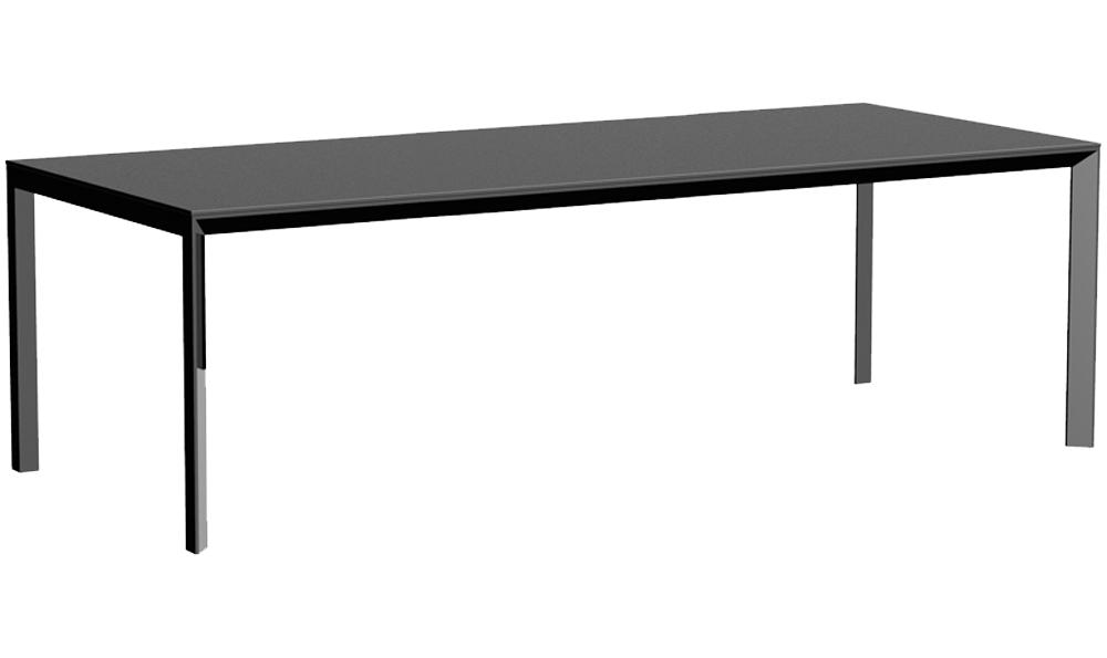 """VONDOM Frame 98"""" Dining Table"""