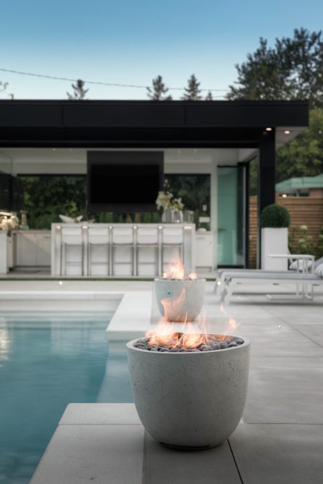 DEKKO Element Fire Pit