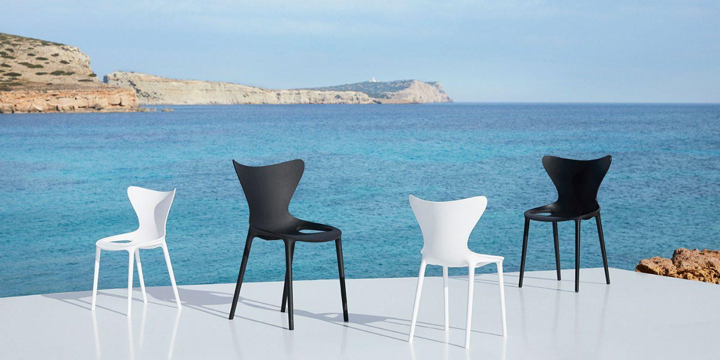 VONDOM Love Dining Side Chairs