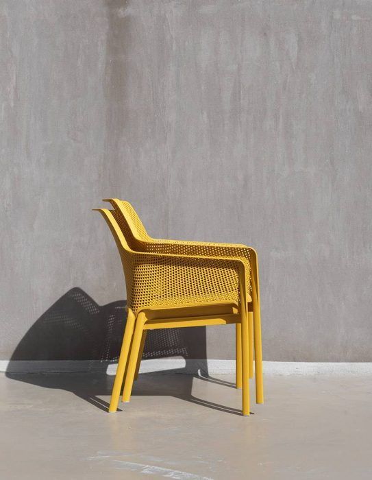 Milano Stackable Club Chairs