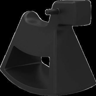 VONDOM Rosinante Rocking Horse in Black