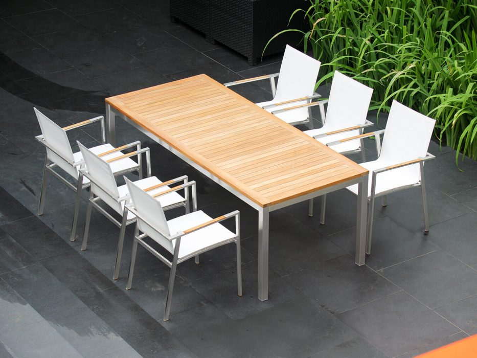 Siro Rectangle Dining Table