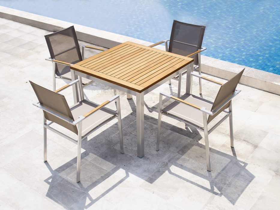 Siro Square Dining Table