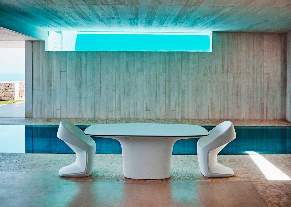VONDOM Ufo Dining Side Chair
