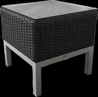 Alta Side Table in Black