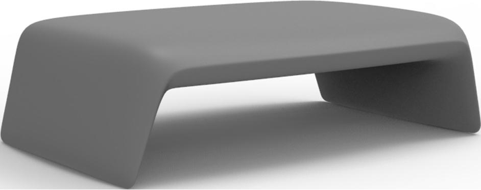 Blow Coffee Table in Steel