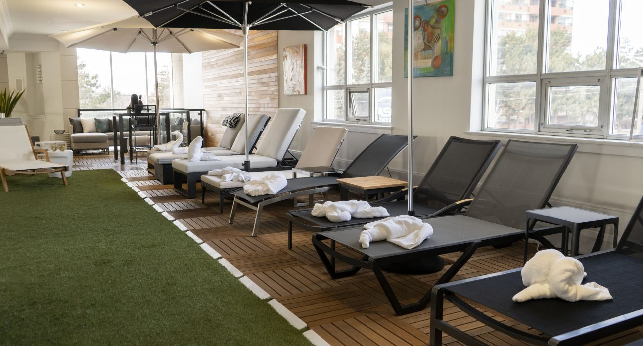 ARD Outdoor Showroom Chaise Lounges