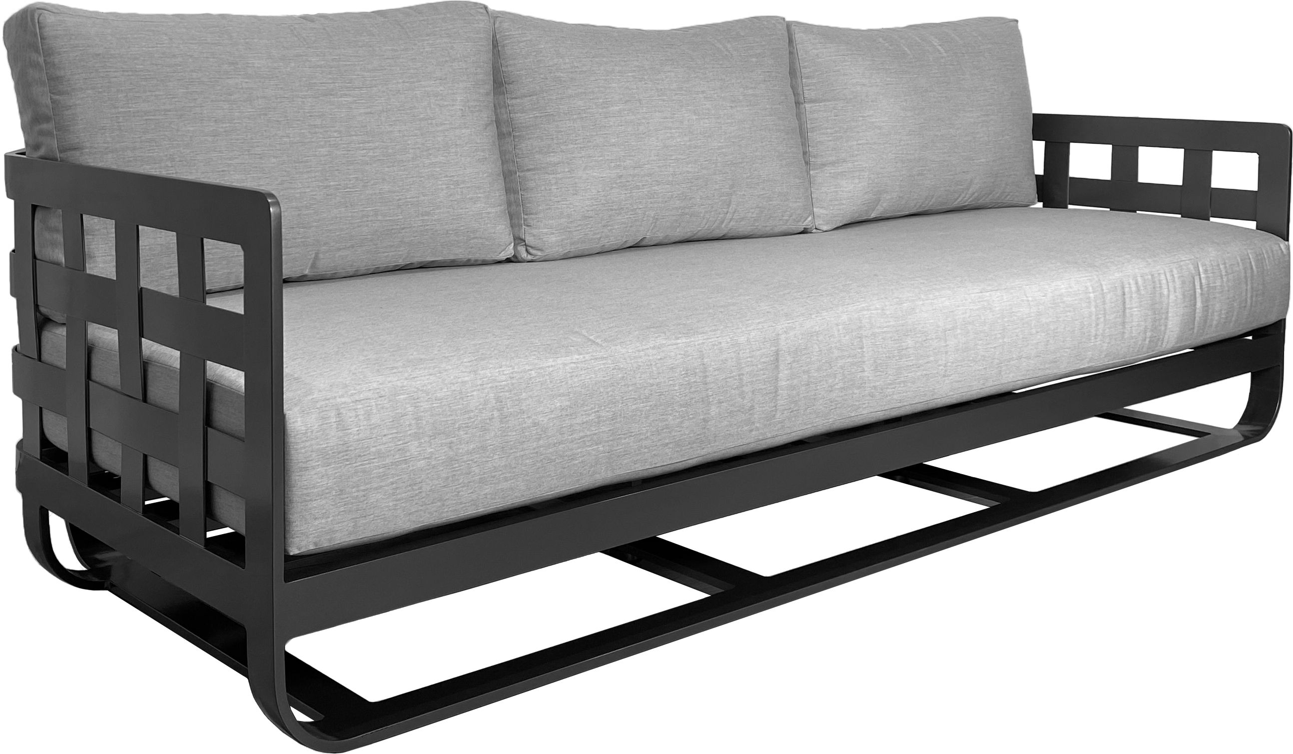 Soho Sofa in Pewter