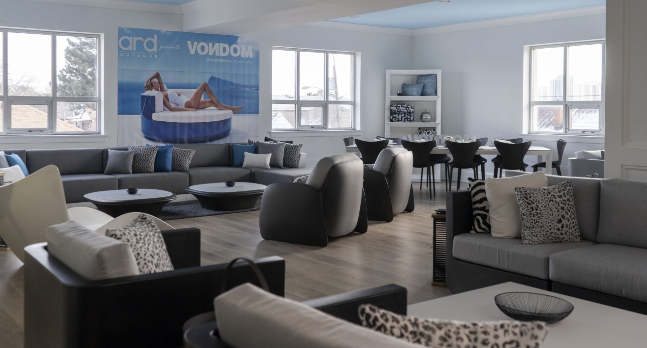 ARD Outdoor Showroom VONDOM Area