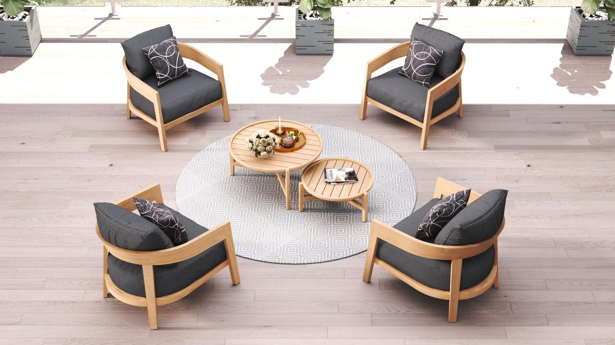 Bayside Club Chairs
