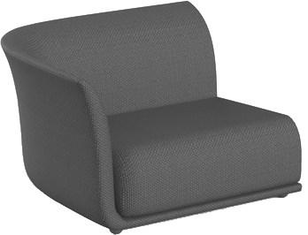 VONDOM Suave Sectional Right Arm Module