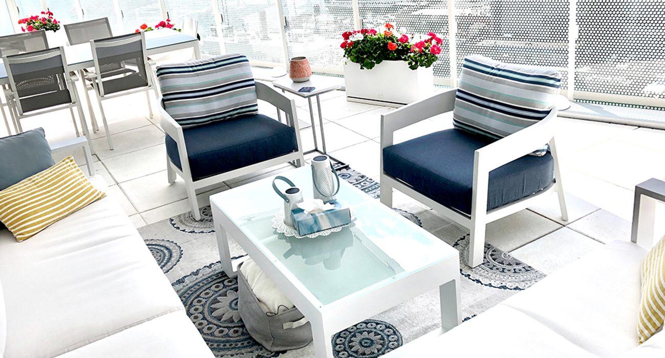 Customer Image Vento White Club Chairs