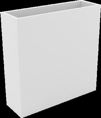 VONDOM Wall Planter in White