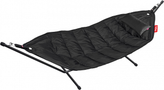Nuline Fatboy Headdemock with Pillow in Black